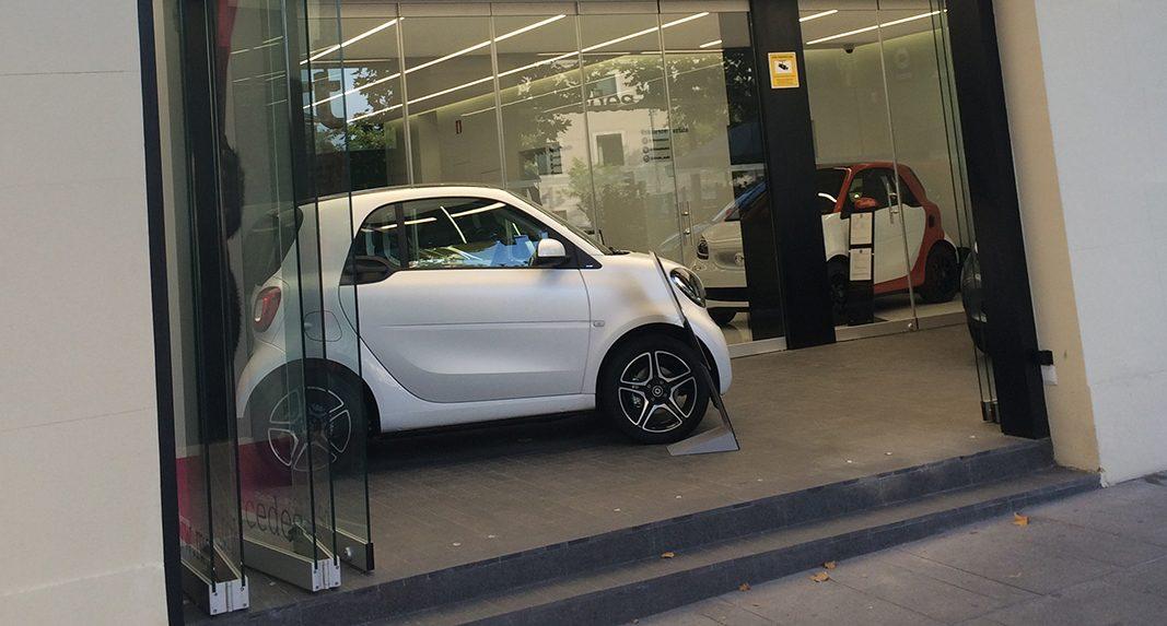 Los vehículos asegurados crece un 2,60% a cierre de 2017