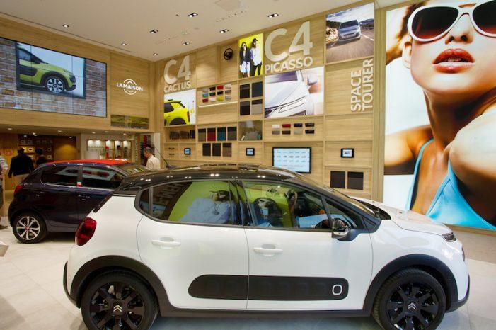 Citroën implanta nuevos estilos en todo el mundo y completará en 2018 la renovación en España