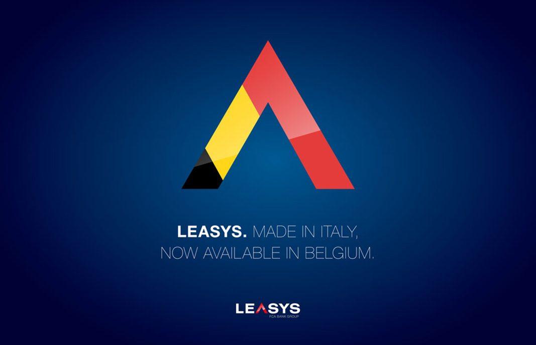 El renting de FCA Bank, Leasys SpA, llega a Bélgica