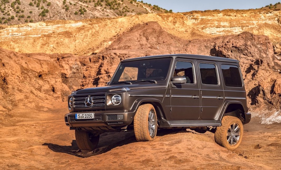 El poderoso G de Mercedes-Benz sale a la venta 'mejor que nunca'