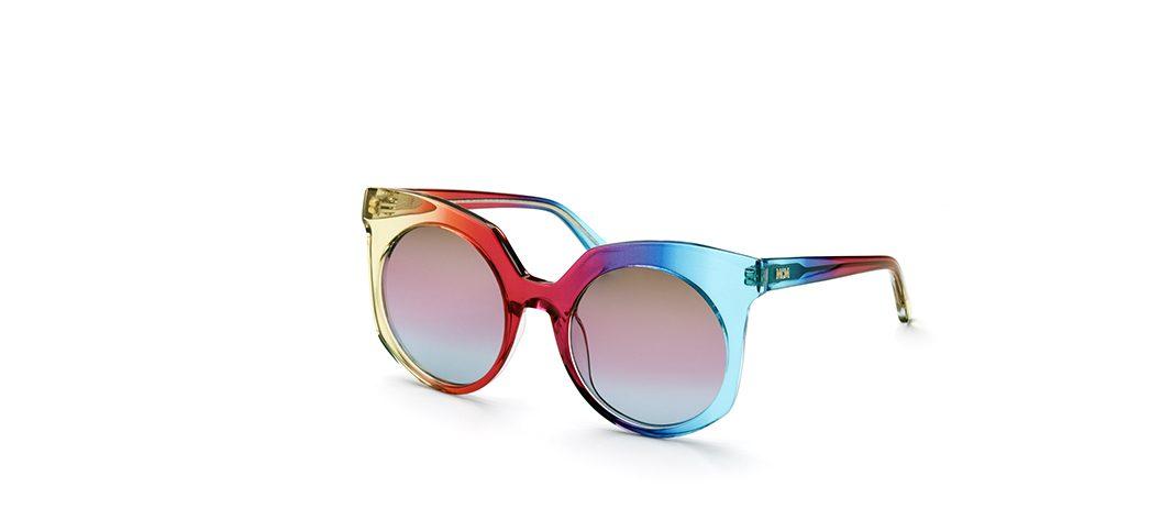 Súper gafas de MCM: Mirada tecnicolor