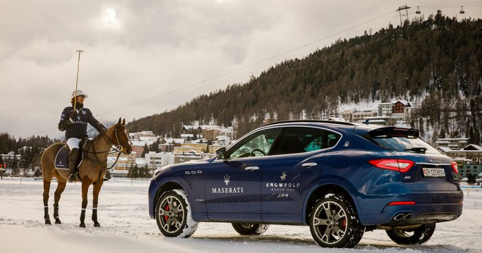 Arranca el Maserati Polo Tour 2018 con el Snow Polo World Cup St. Moritz