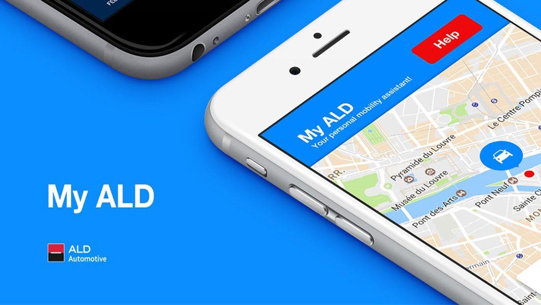 ALD renueva MyALD, su aplicación móvil para los conductores