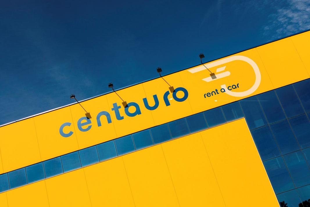 Centauro rent a car abre su segunda oficina en m laga for Material de oficina malaga