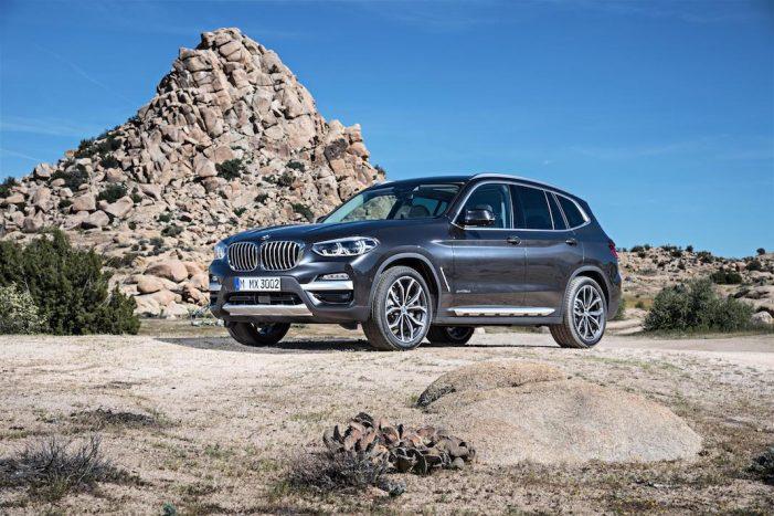 BMW introduce una nueva versión diesel de acceso en el X3 y actualiza precios del modelo