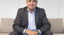 Pedro Malla es el primer ejecutivo de ALD Automotive en España. FOTOGRAFÍA: DANIEL SANTAMARÍA