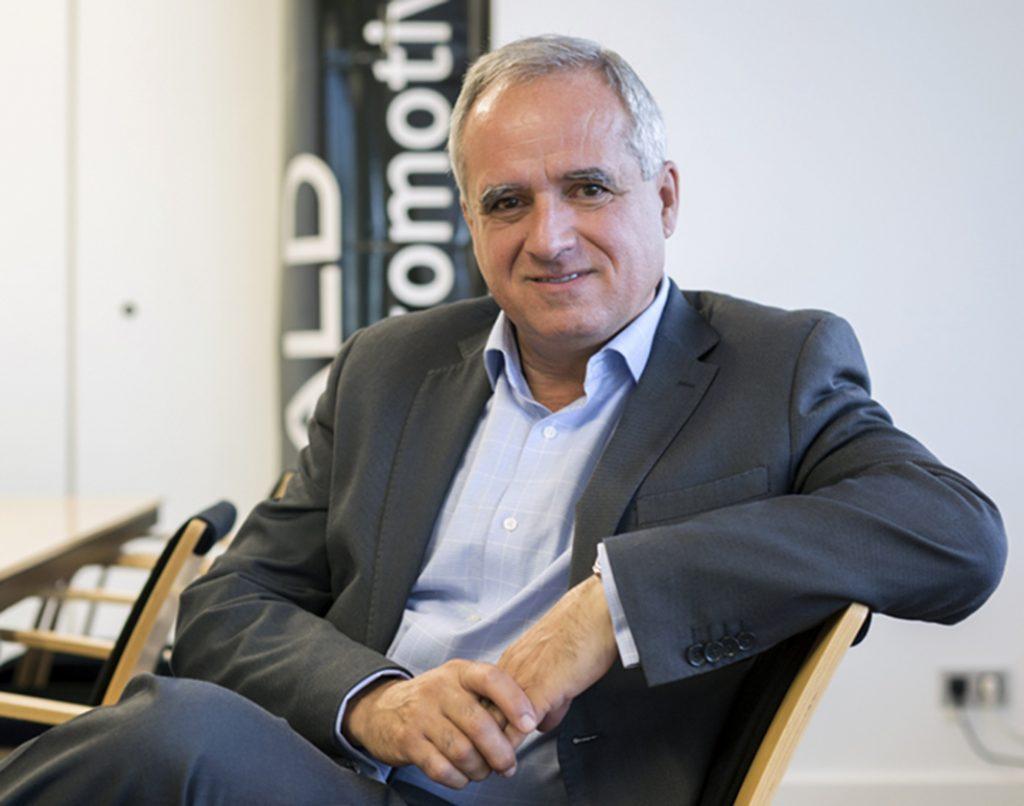 Pedro Malla es consejero delegado de ALD Automotive. / FOTOGRAFÍA: DANIEL SANTAMARÍA ©FLEET PEOPLE