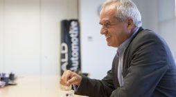 Pedro Malla es el primer ejecutivo de ALD en España. / FOTOGRAFÍA: DANIEL SANTAMARÍA