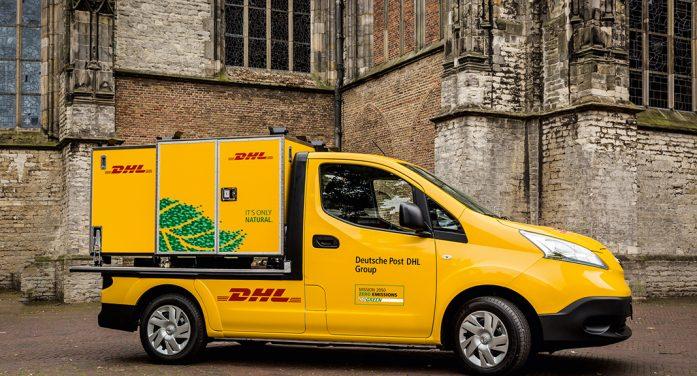 Deutsche Post DHL cuenta con 5.000 StreetScooters en servicio