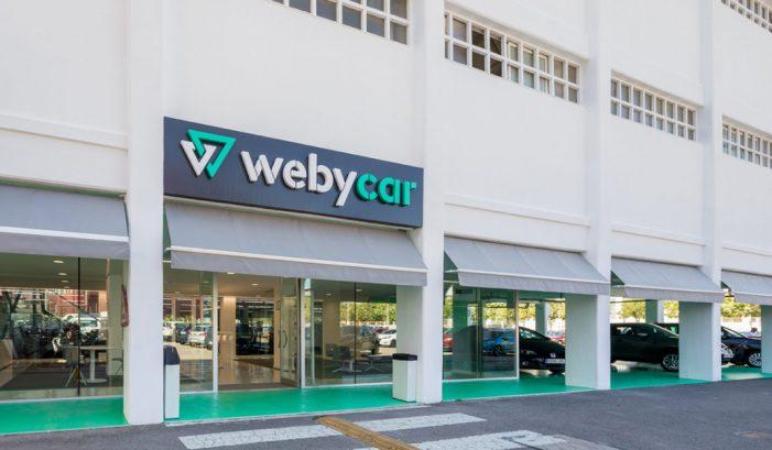 Webycar alcanza una facturación de 3,7 millones de euros en 2017