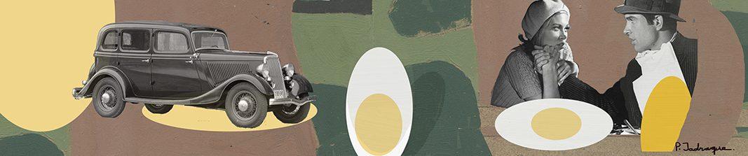 Recetas en el Maletero: Huevos Escoceses Bonnie & Clyde