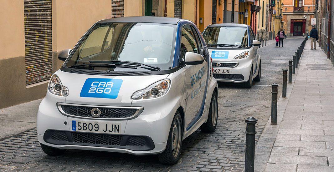 Car2go supera los 24 millones de alquileres de vehículos en todo el mundo