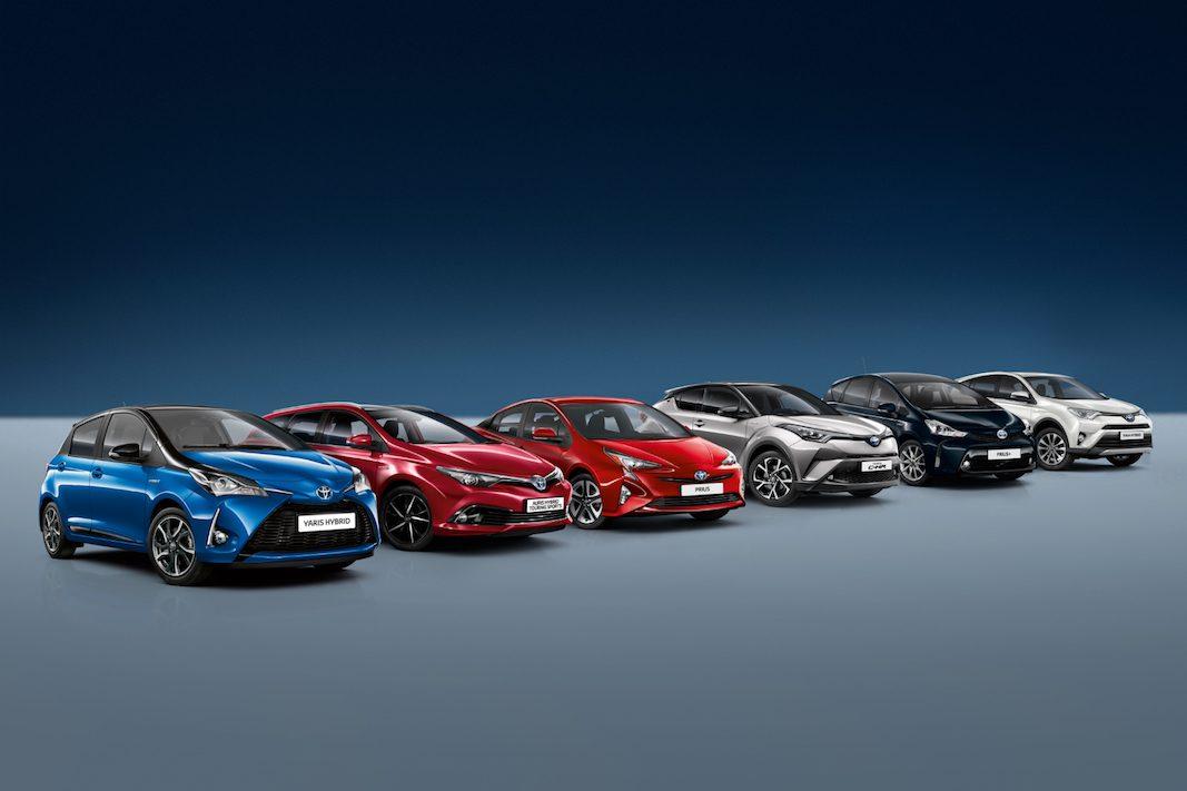 Los híbridos de Toyota y Lexus acumulan 150.000 unidades en España desde la llegada del Prius, en el año 2000