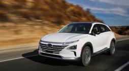 Hyundai presenta en el CES el NEXO, un SUV que embarca la nueva generación de pila de combustible de hidrógeno