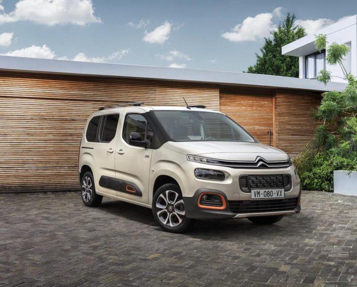 Citroën desvela la tercera generación del ludospace Berlingo, en el mercado en el segundo semestre de 2018