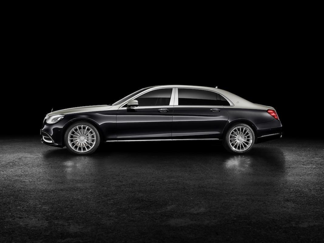Ginebra será el escenario para el estreno del nuevo y exclusivo Mercedes-Maybach