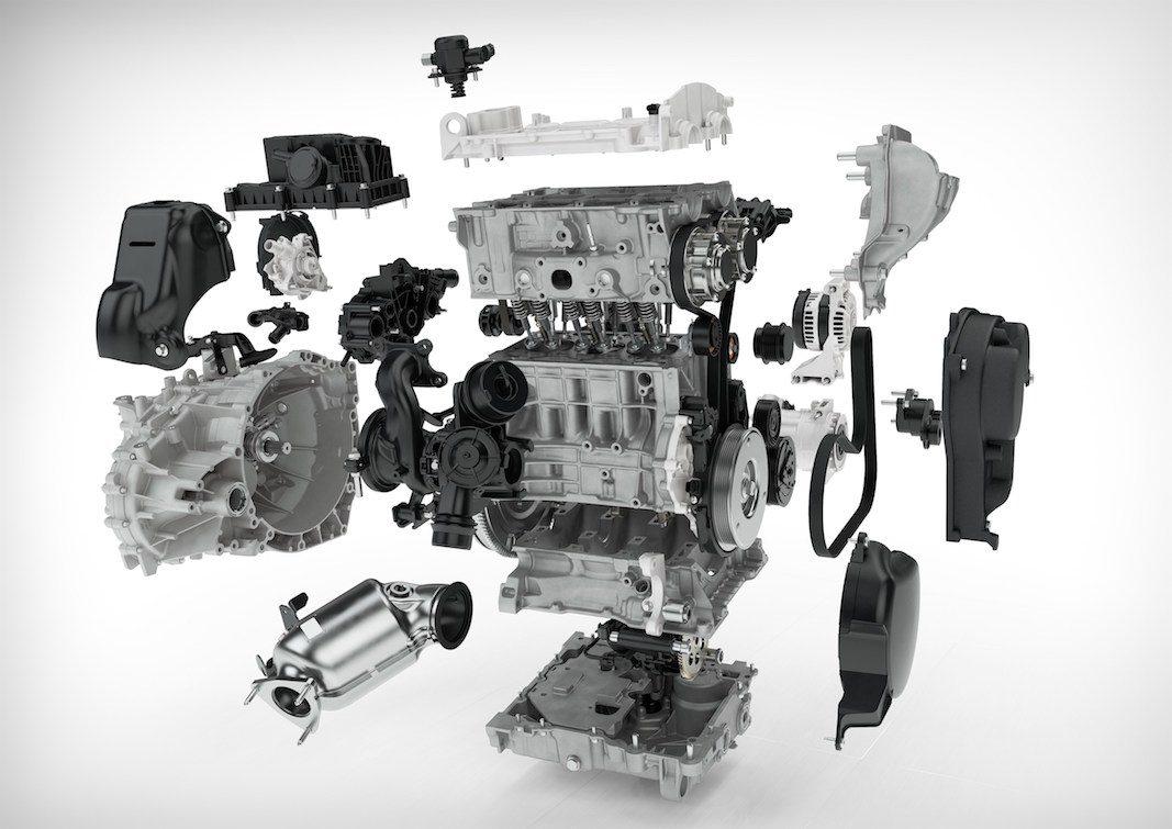 Volvo estrena su primer motor de tres cilindros de la historia en el XC40