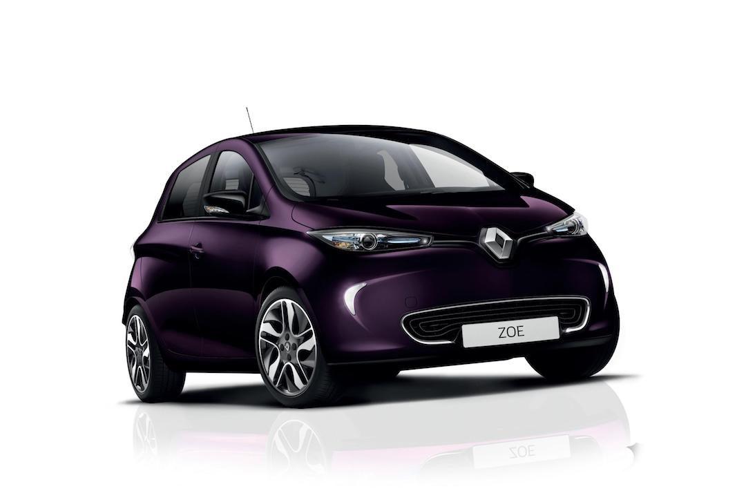 Renault anuncia el lanzamiento del nuevo motor eléctrico R110 en el ZOE 2018