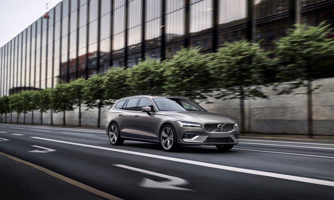 Volvo afianza su posición en familiares con la nueva generación del V60 Station Wagon