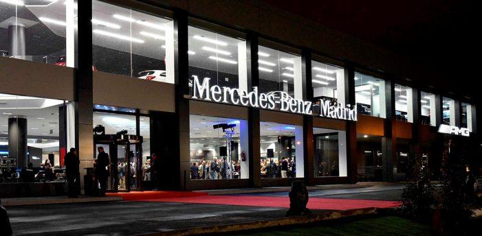 Mercedes-Benz Madrid inaugura la primera Flagship Store en España