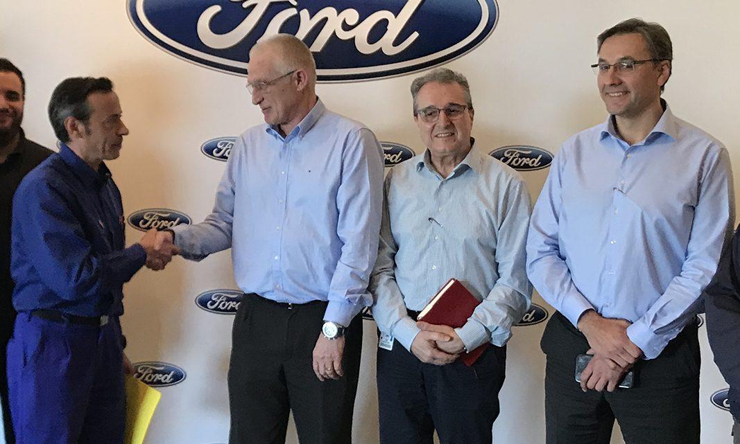 Ford y sindicatos firman el acuerdo de competitividad Horizontes 2020s
