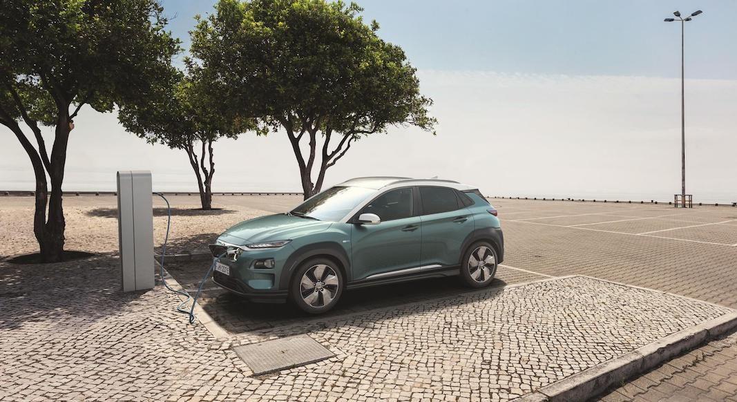 Hyundai Kona Eléctrico, un cero emisiones con dos versiones de autonomía, hasta casi 500 kilómetros
