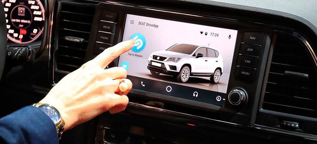 Seat, la primera marca mundial en integrar Shazam en el coche