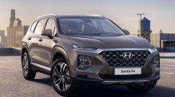 Hyundai muestra las primeras imágenes de la nueva generación del SUV Santa Fe