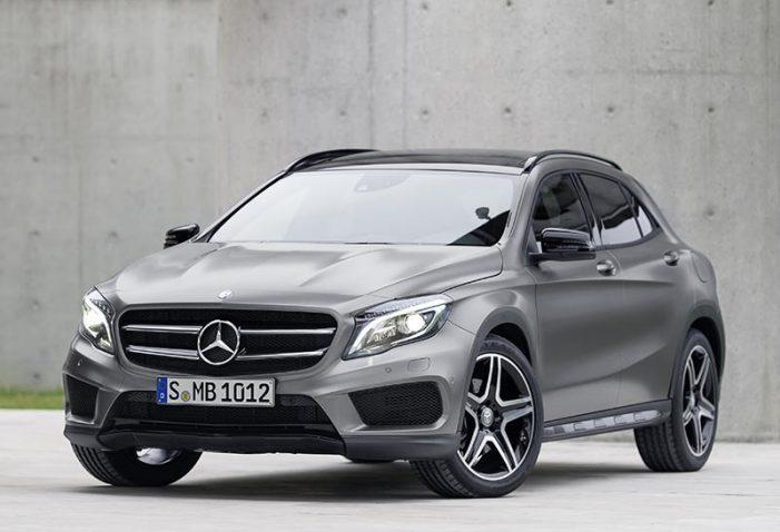 Audi y Mercedes se reparten el liderato del mercado del lujo de empresas en enero