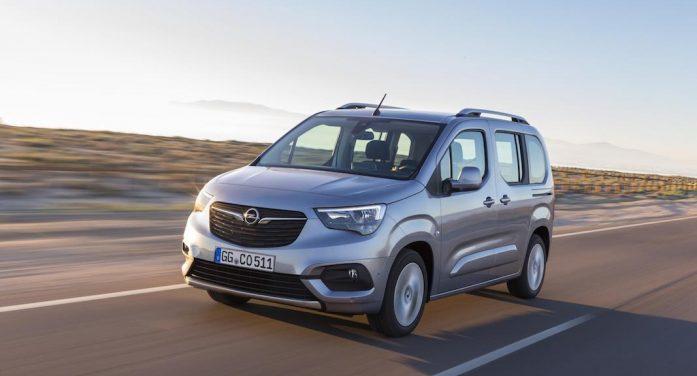 Opel abre pedidos para el Combo Life, disponible desde 14.900 euros