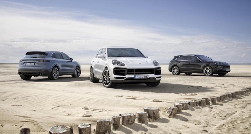 La tercera generación del Porsche Cayenne se incorpora al mercado con nuevo estilo y mejoras técnicas en todo
