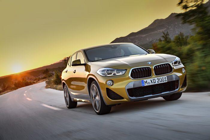 El nuevo BMW X2, disponible desde 35.850 euros, estrena motorizaciones