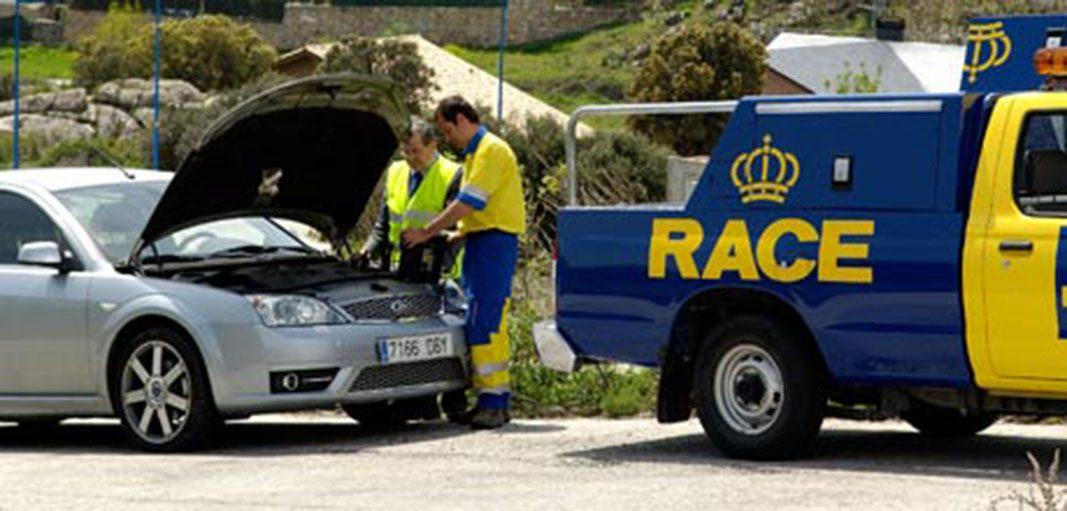 Drivy y el RACE, juntos para ofrecer asistencia en carretera a sus usuarios