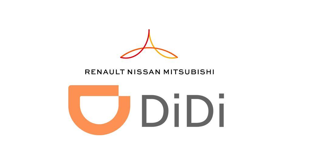 Renault-Nissan-Mitsubishi y DiDi Chuxing se unen por el uso del coche compartido
