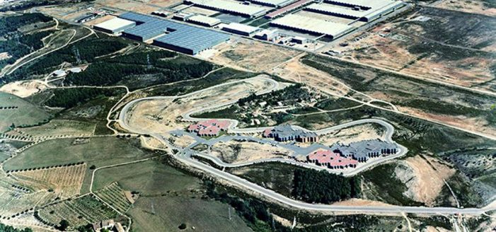 La fábrica de Seat en Martorell cumple 25 años