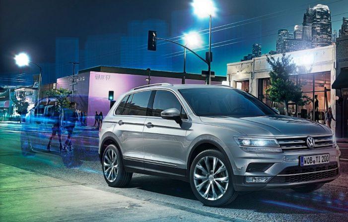Tech&Go, una edición especial para el Tiguan con todo lo último de VW en digitalización