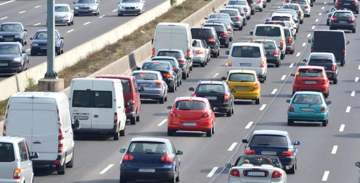 Los vehículos asegurados crecen un 2,51% en febrero