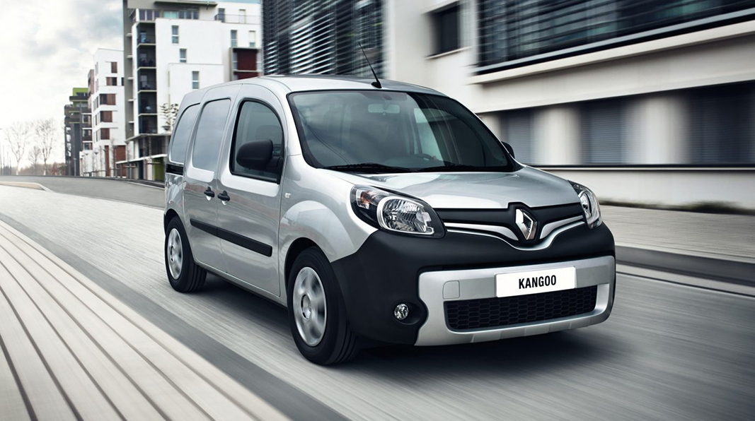 El Kangoo de Renault protagoniza las ventas de renting a empresas en España: lideró el mes pasado y el acumulado del año. / FOTOGRAFÍA: RENAULT