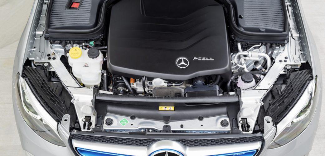 Mercedes-Benz GLC F-CELL (X253) 2017