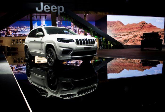 Jeep actualiza el Cherokee para incorporarlo al mercado en la segunda mitad del año