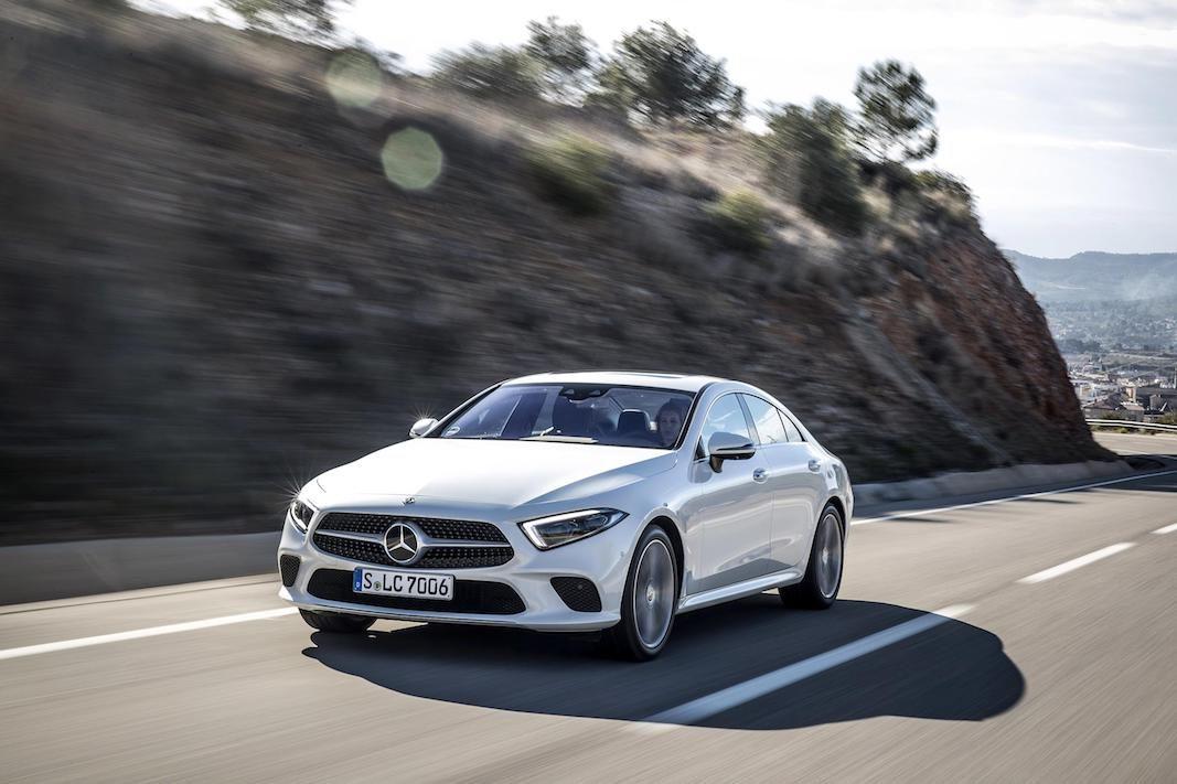 Mercedes-Benz inicia en España el lanzamiento de la tercera generación del CLS