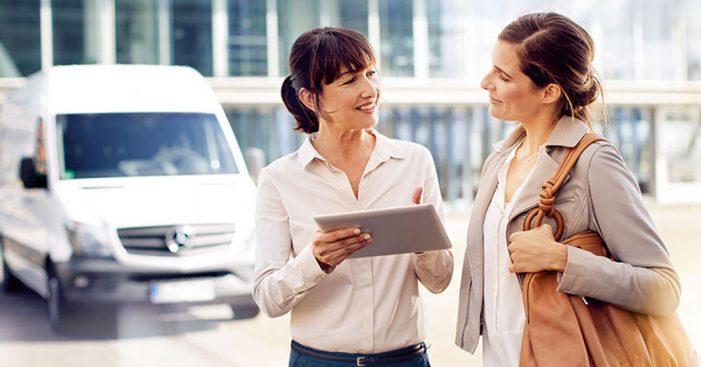 Daimler Financial Services ganó un 13% más en 2017