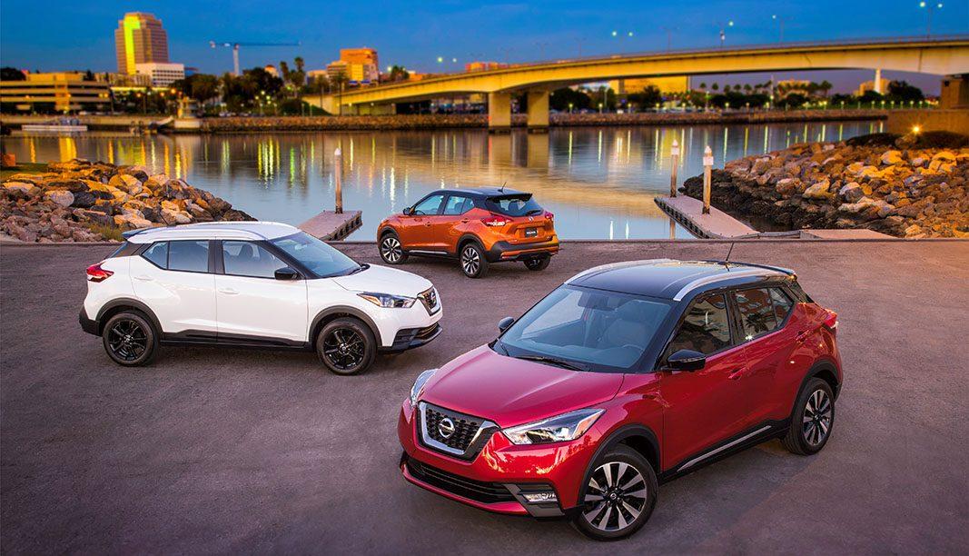 La demanda de crossover y SUV impulsan las ventas globales de Nissan