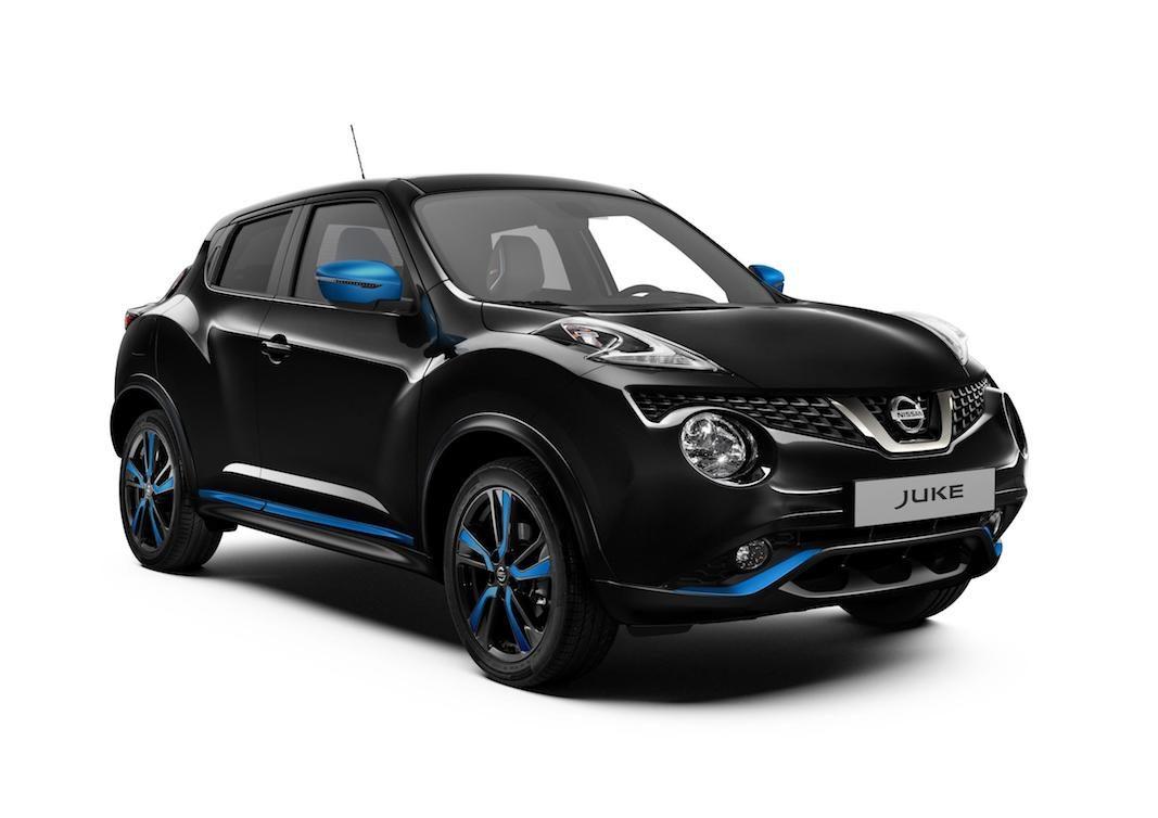 Nissan mejora el Juke y amplia sus posibilidades de personalización
