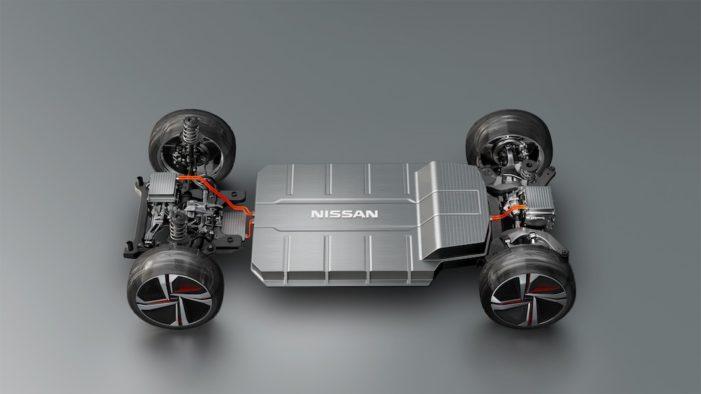 Nissan M.O.V.E. to 2022: un millón de vehículos eléctricos