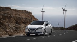 Nissan suma más de 180.000 unidades vendidas del Leaf