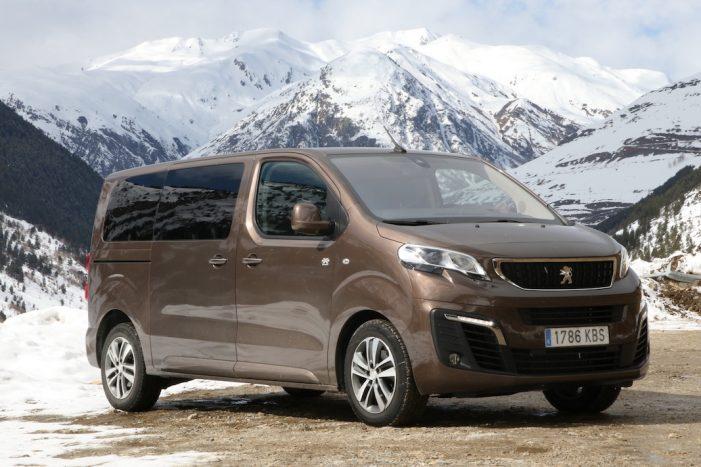 Peugeot amplia la familia 'off road' con el Traveller 4×4 Edition