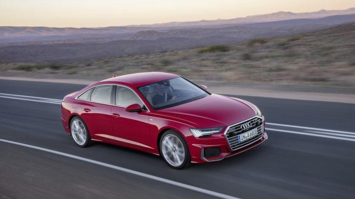 Audi estrena en Ginebra la octava generación de la berlina media A6