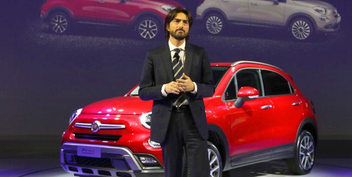 """Gianluca Italia (FCA): """"Ofreceremos carsharing para pymes en España en 2017"""""""
