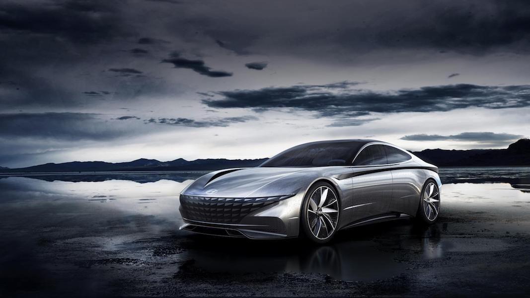 'Le Fil Rouge' Vision Concept introduce en Hyundai una nueva temática de diseño para sus futuros modelos